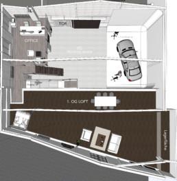 RoofOneStudio Grundriss Obergeschoss Eventlocation Mietlocation Mietstudio Fotostudio EG.jpg